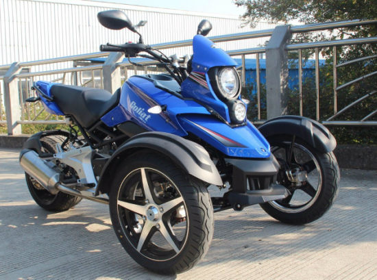 Adult Electric Tricycle Big Three Wheel 200cc Sports Motor Tricycle