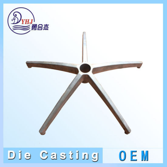 Precise Die Casting Parts in Aluminum and Zinc-Alloy with OEM in China