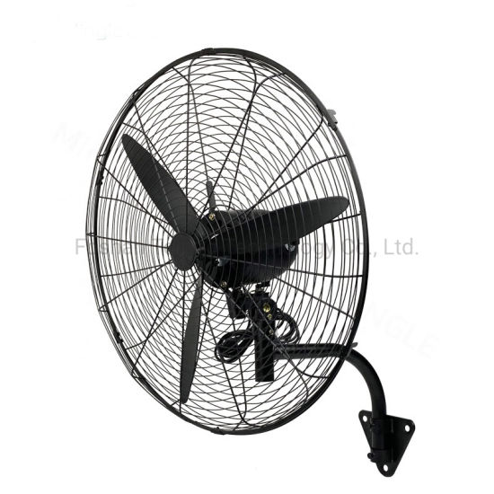 20 26 30 Inch 110V to 240V Mount Price Cheap Outdoor Industrial Wall Fan