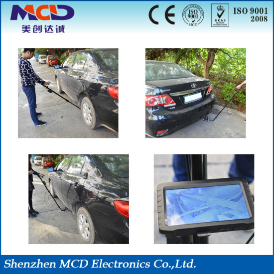 Portable Under Vehicle Search Camera/Under Car Inspector Mirror (MCD-V3S) pictures & photos