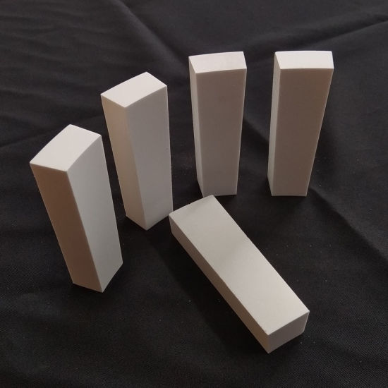 Wear Abrasion Resistant 92/92/T95/Zta High Alumina Ceramic Tile Liner for Cyclone