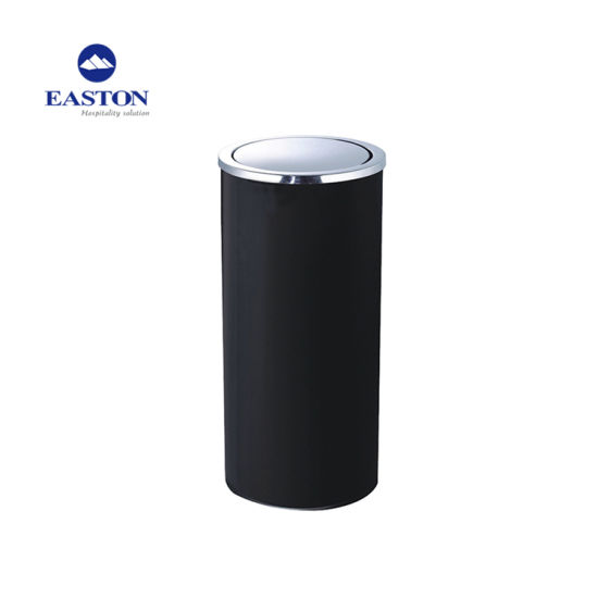 Round Shape Double Layer Concealed Rubbish Bin Waste Bin pictures & photos
