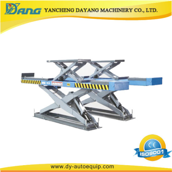 China Dy Qjy3 5sa Scissor Hydraulic Garage Car Lift Jack For Sale
