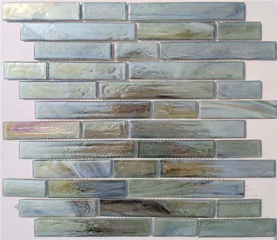 Classical Style Glass Mosaic Tile for Hotel Patio Home Decoration