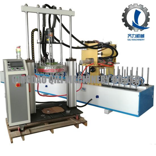 PUR/PVC/Pet/Veneer Profile Wrapping Machine