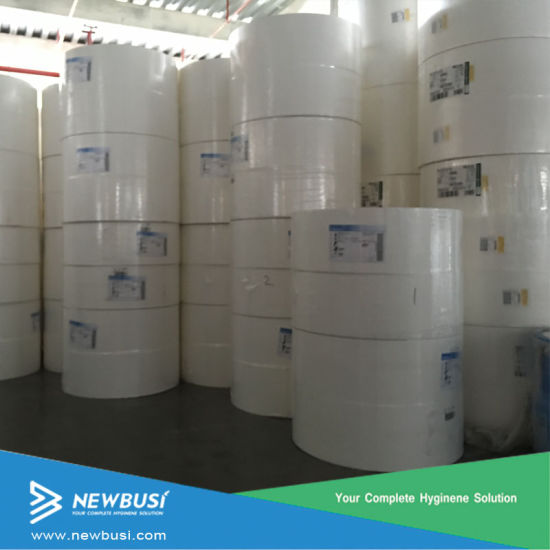 USA Weyerhaeuser Treated Soft Wood Pulp for Sanitary Napkin