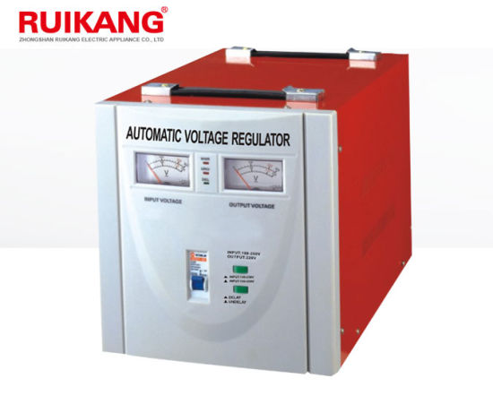 China Wholesale Environmental Ac Voltage Stabilizer