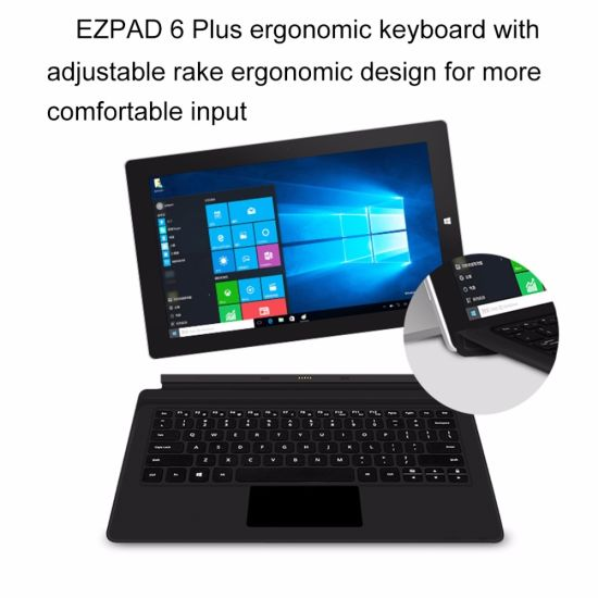 "Jumper Ezpad 6 Plus 6GB RAM/64GB ROM 11.6"" Tablet PC pictures & photos"