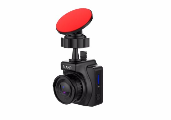 1080P WiFi Car DVR Recorder, 170 Wide-Angle WiFi Car Dash Cam with APP GPS,  Vehicle Videos