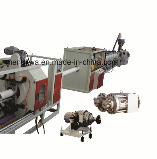 UPVC CPVC Plastic Pipe Extruder Machine pictures & photos