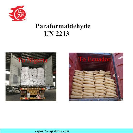 92% 96% 98% Paraformaldehyde Prills Paraform Granule Form