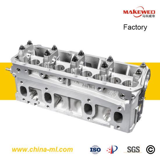 Factory Price Santana 1.8L Cylinder Head for Volkswagen 06b103373q 06b103351 048103373b 048103353f