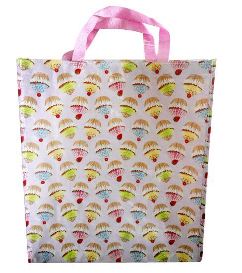 PP Non Woven Bag, PP Shopping Bag, Promotion Cooler Bag, Cotton Canvas Bag, Woven Bag, Drawstring Bag, Laminated Bag (PP-033)