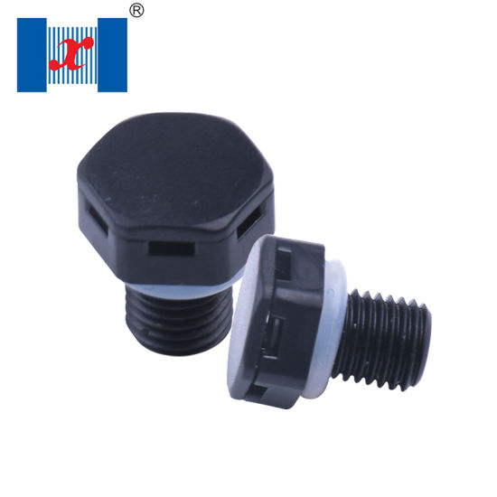 China Hnx Pressure Release M12 Vent Plug Automotive Air Vent