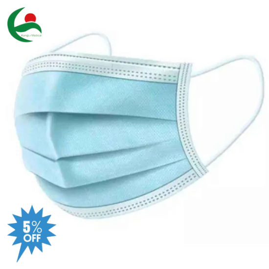 Disposable Surgical Mask Non Woven Face Mask Breathable Medical Face Mask Manufacture