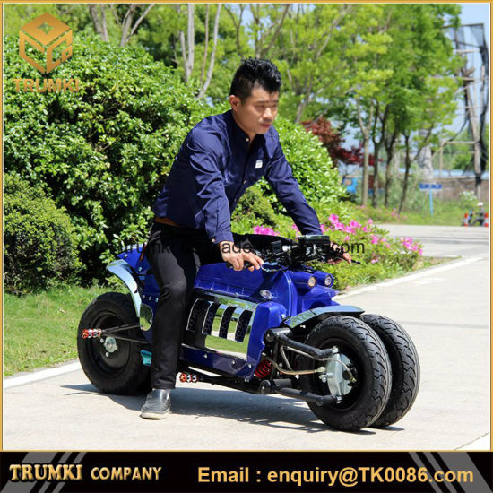 Trumki Company 2018 150cc Gas Electric Motorcycle Racing Vehicle Dodge Tomahawk Concept Vehicle pictures & photos