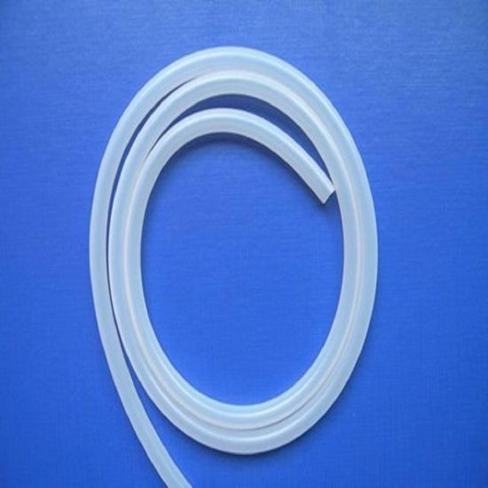 Solid Inflatable Durable Silicone Rubber Tube
