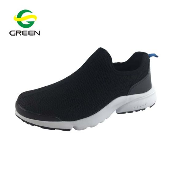 1516e917e3 Greenshoe Sport Shoes Men Casual Sneakers Custom Logo Slip on OEM Men  Fashion Sneaker Brand Men Sport Shoes