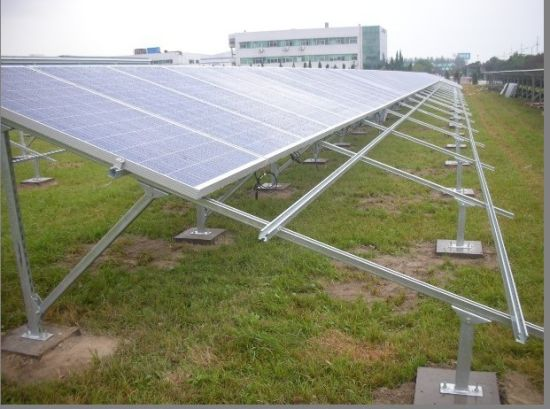 China Solar Power Plant 1mw Solar System On Grid 1000kw