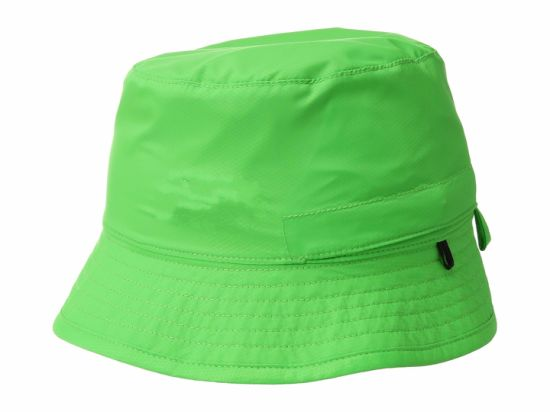 06025315b4ecd China Reversible Lightweight Quick-Drying Stashable Plain Green Hat ...
