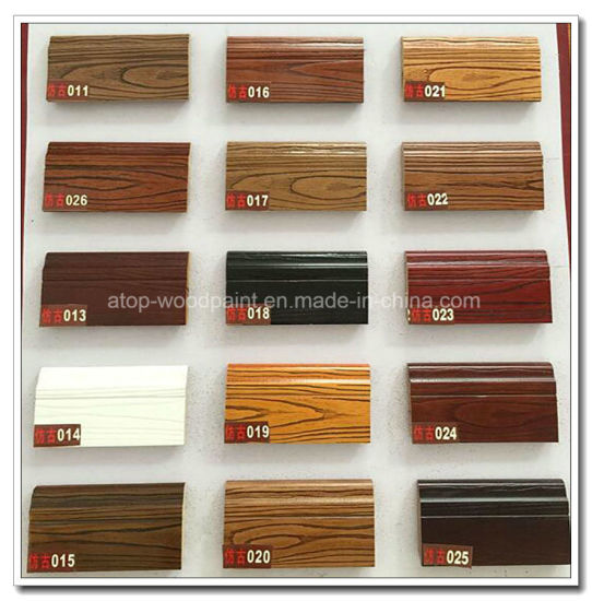 China Anti Scratch Finish Paint Varnish for Wood Floor Tiles - China ...