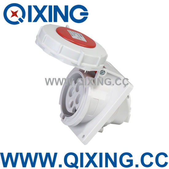 Plug (power cord, electrical plug, European plug) Socket (QX1506)