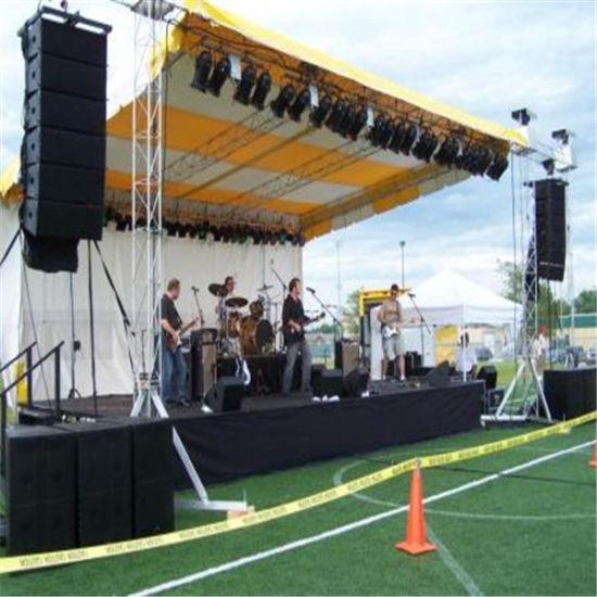 Spigot Outdoor Aluminum Screw Concert Small Stage Lighting DJ Truss