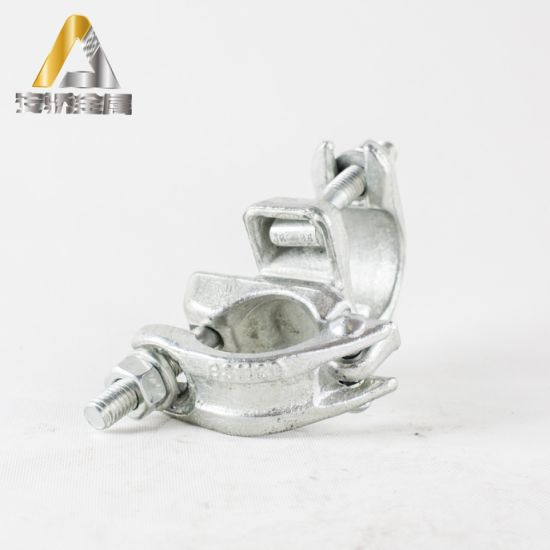 British Drop Forged Double Coupler / Scaffolding Clamp/Scaffolding Accessories