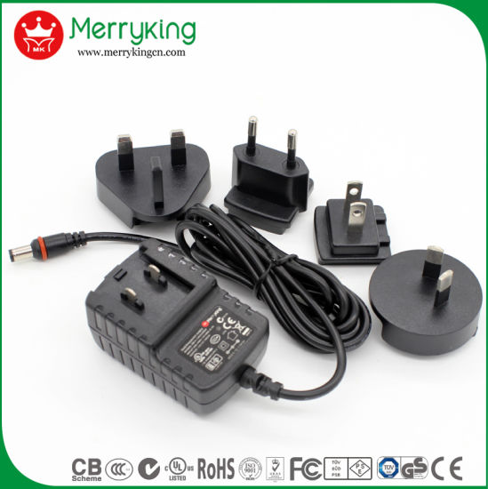 Interchangeable Transformer AC/DC Adaptor Comes 3 Years Warranty pictures & photos