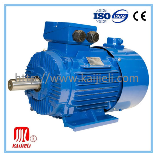 Y2 Cast Iron Asynchronous AC Electric Three Phase Induction Motor pictures & photos