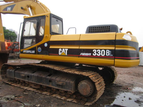 Used Original Caterpillar Excavator Cat 330b pictures & photos