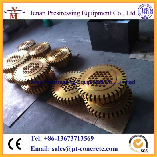 Multi-Strands Anchor Coupler for Post Tensioning