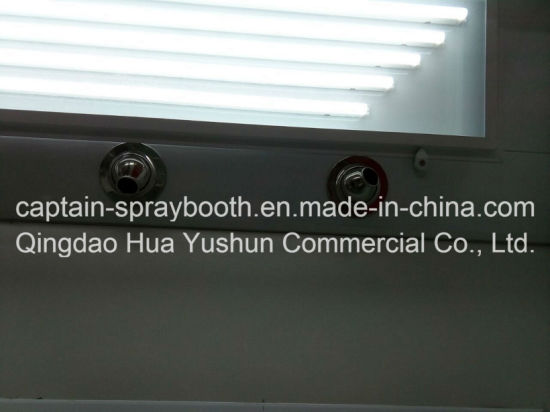 Water-Based Spray Booth with High Quality pictures & photos