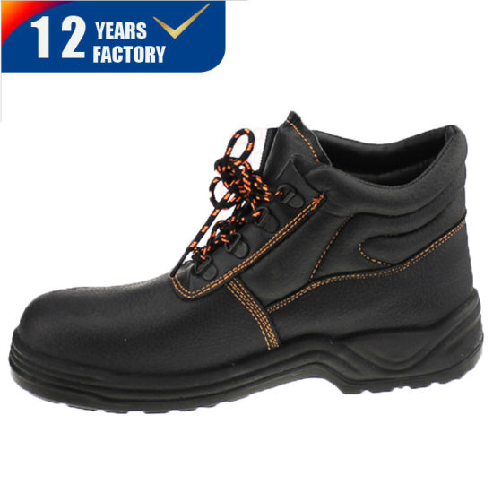 Oil Gas Mining Construction Industrial Men′s Work Protective Safety Boots pictures & photos