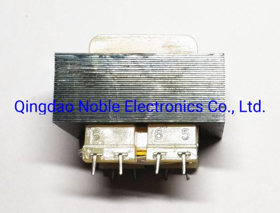 UL Approved Mini Electronic Transformer Ei 4117 Type Low Frequency Low Profile Electrical Power Transformer Ei4117 Ei41