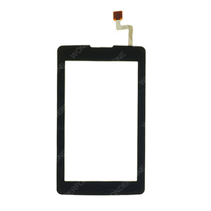 for LG Kp501/Kp500 Cookie Lens Touch Screen - Black