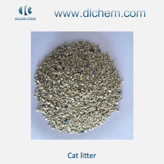Nature Bentonite Cat Litter with High Quality #28 pictures & photos