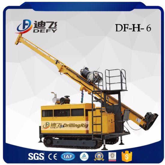 2000m Hydraulic Wire-Line Core Drilling Rig with Nq, Bq, Hq, Pq Drilling Tools