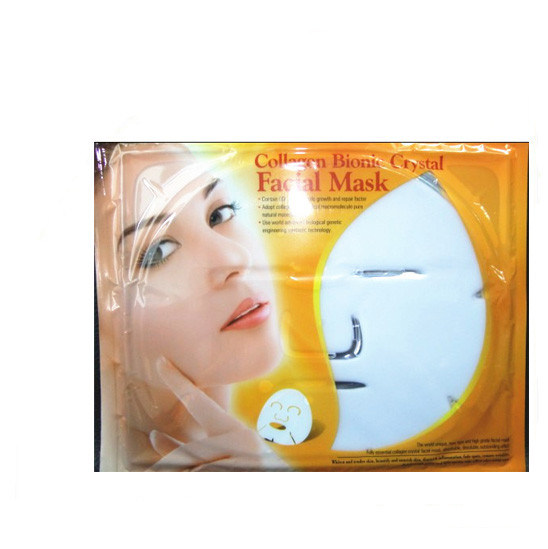 High Quality 24k Gold Natural Facial Mask pictures & photos