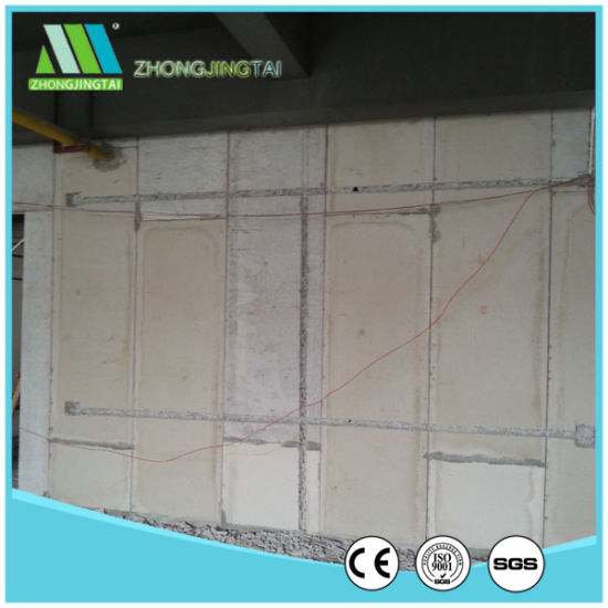 Economic Friendly Lightweight Insulated Parion Wall Panels