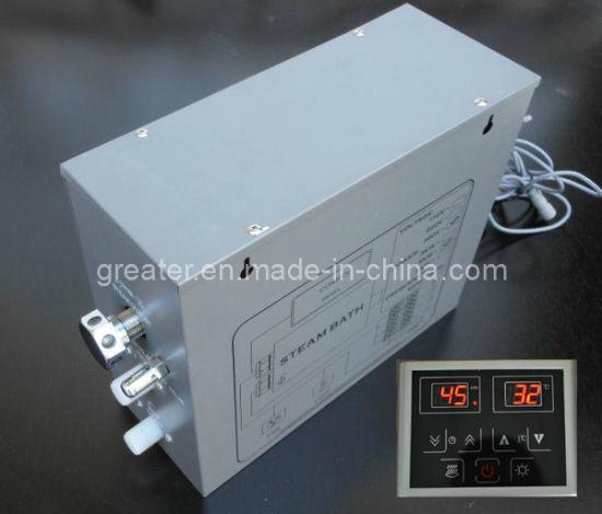 Genial 9kw Electric Bathroom Sauna Steamer (GS08)