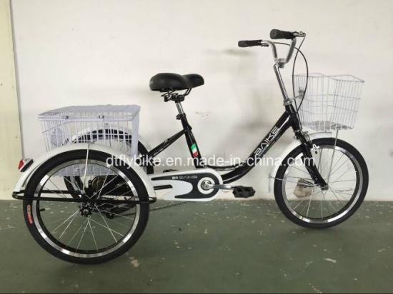 China Tricycle, 3 Wheels Bike, Manpower Tricycle, Bike - China ...