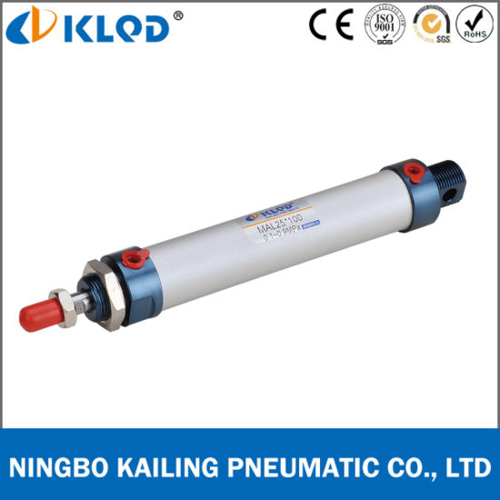 Mal Series Aluminum Single Acting Pneumatic Cylinder pictures & photos