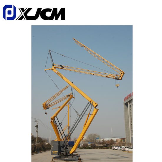 China Most Cost-Effective Small Tower Crane Widely Used in