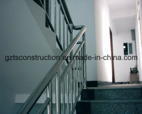 High Quality Customzied Outdoor Stainless Steel Handrail