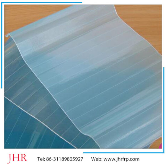 High Quality FRP Sheets FRP Skylight Transparent FRP Roof Sheet in Hebei