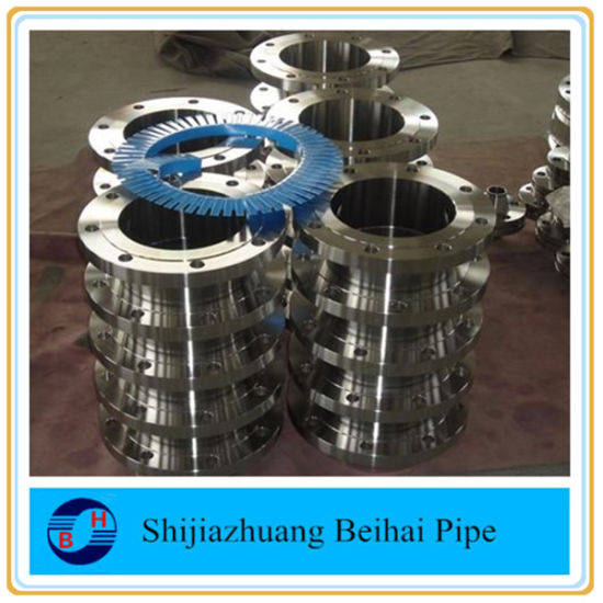 ASTM A105 Forged Carbon Steel Pipe Flange Slip on
