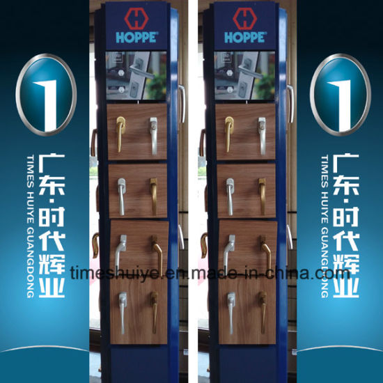 1.6mm Wonderful Aluminum Folding Doors with Germany Lock pictures & photos
