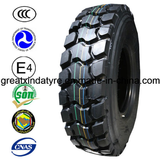Mining & Building Site 13r22.5 Truck Tire, Chinese Wholesales pictures & photos