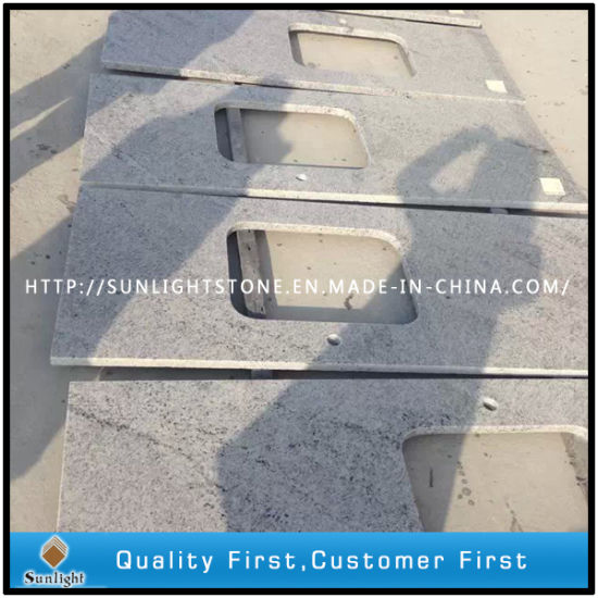 Hot Sell New Kashmir White Granite Kitchen Island Countertops